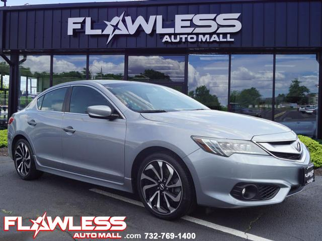 Pre-Owned 2016 Acura ILX TECH