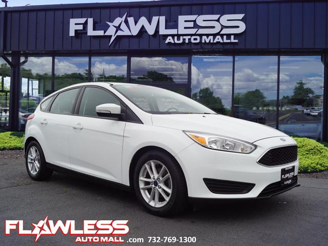 Pre Owned 2017 Ford Focus Se