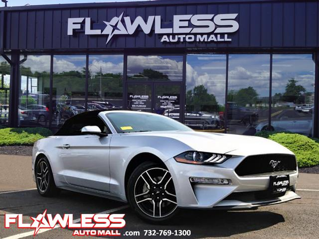 Pre-Owned 2019 Ford Mustang CONVERTIBLE PREM