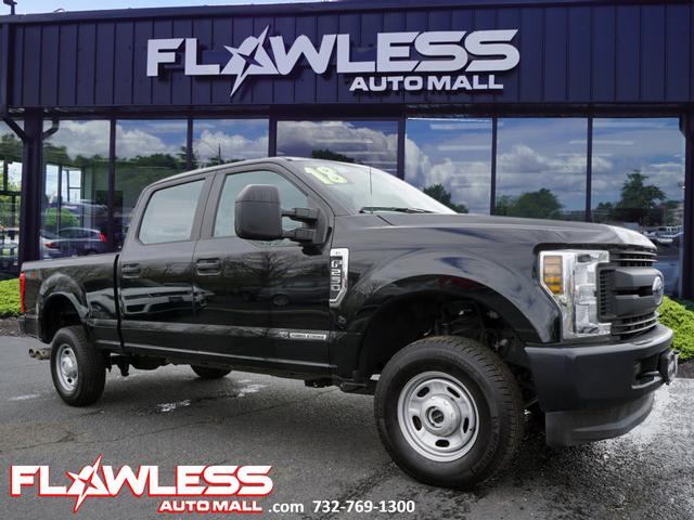 2018 Ford Super Duty >> Pre Owned 2018 Ford F 250 Super Duty Xl 4wd