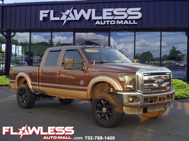 Pre-Owned 2011 Ford F-350 Super Duty LARIAT