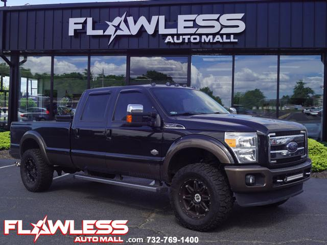Pre-Owned 2015 Ford F-350 Super Duty King Ranch LIFTED