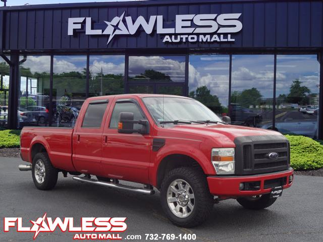 Pre-Owned 2008 Ford F-250 Super Duty DIESEL 6.4L