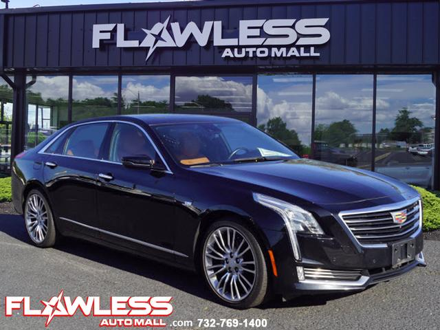Pre-Owned 2016 Cadillac CT6 3.0TT Luxury