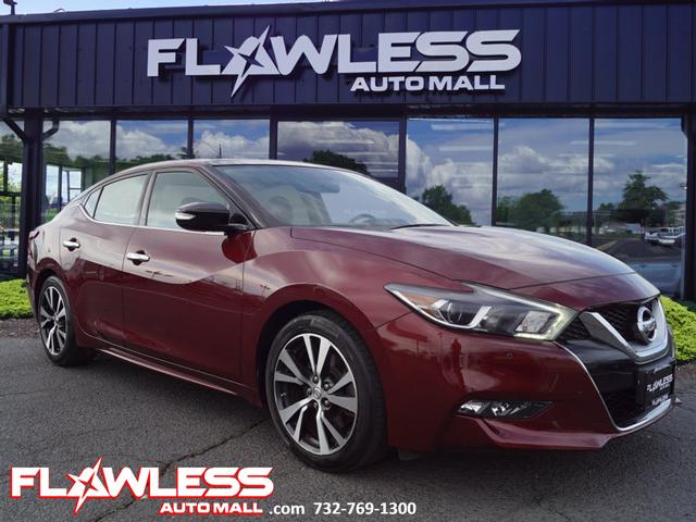 Pre Owned 2016 Nissan Maxima Sl