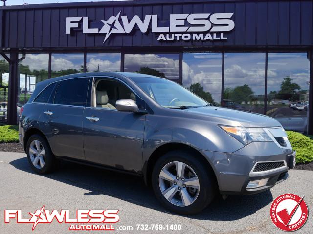 Pre-Owned 2012 Acura MDX SH-AWD w/Tech