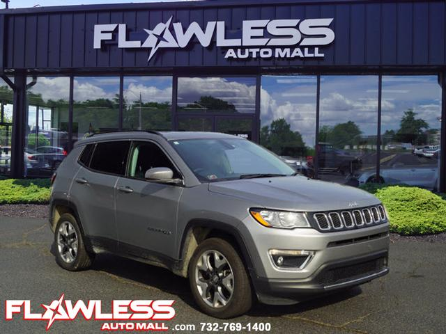 Pre-Owned 2019 Jeep Compass High Altitude