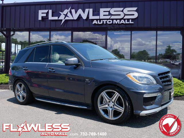 Pre-Owned 2012 Mercedes-Benz M-Class ML 63 AMG®