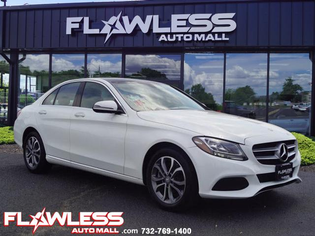 Pre-Owned 2016 Mercedes-Benz C-Class C300 4MATIC®