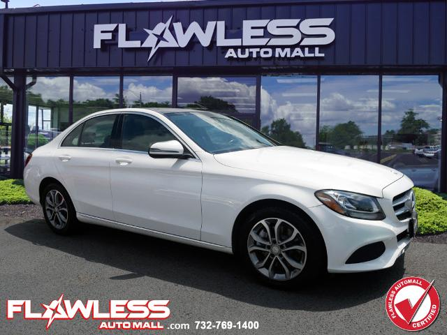 Pre-Owned 2016 Mercedes-Benz C-Class C 300 Luxury 4MATIC®