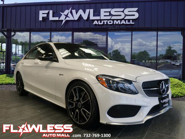 Pre-Owned 2017 Mercedes-Benz C-Class AMG® C 43