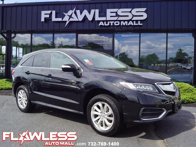 Pre-Owned 2017 Acura RDX SH AWD TECH