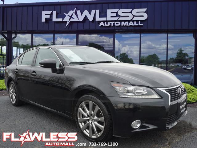 Pre-Owned 2015 Lexus GS 350 AWD