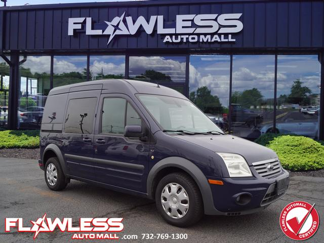 Pre-Owned 2012 Ford Transit Connect Wagon XLT