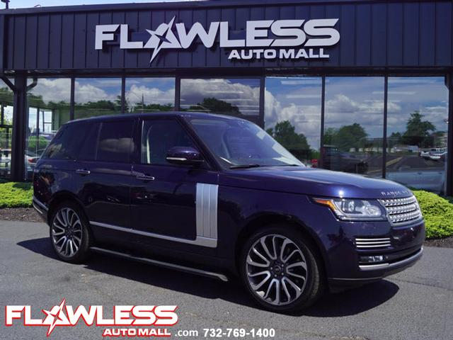 Pre-Owned 2014 Land Rover Range Rover Autobiography