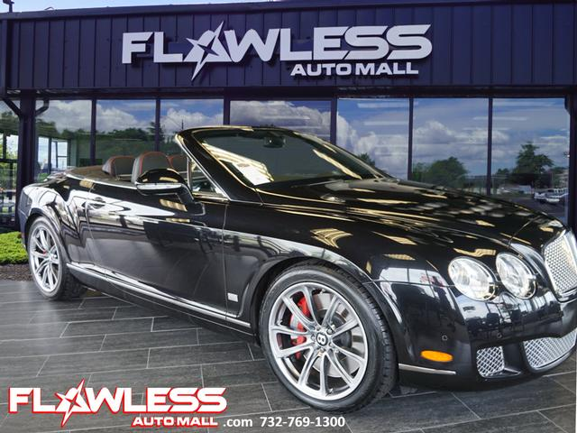 Pre Owned 2011 Bentley Continental Gt Speed Awd Gt Speed 2dr