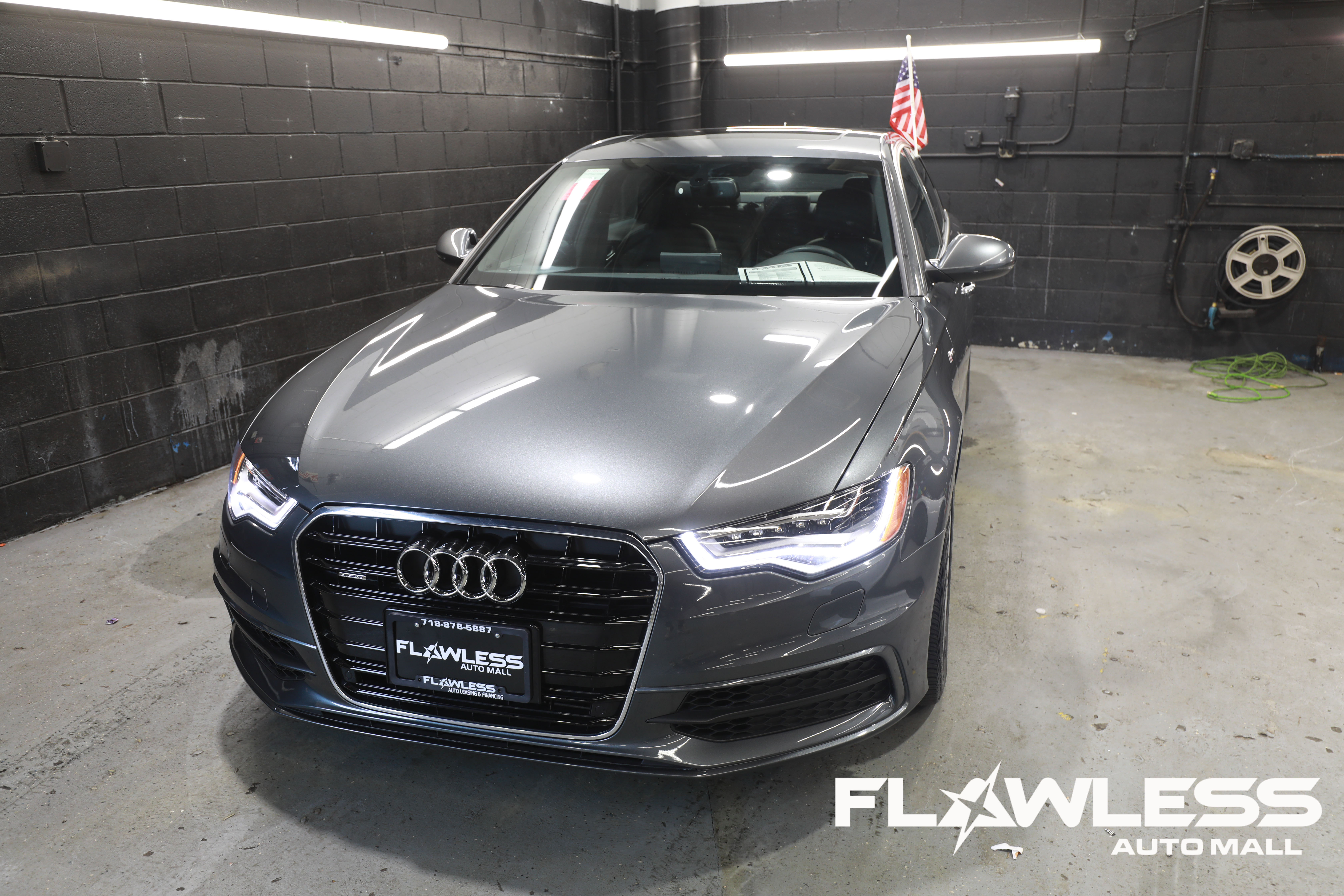 Pre-Owned 2015 Audi A6 3.0T quattro Premium Plus
