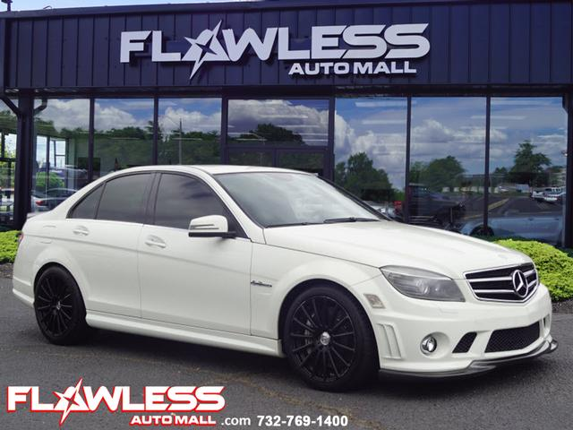 Pre-Owned 2011 Mercedes-Benz C-Class C 63 AMG®