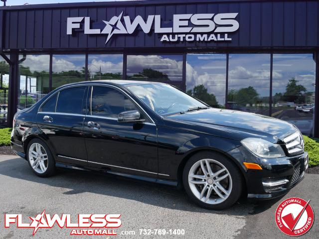 Pre-Owned 2013 Mercedes-Benz C-Class C 300 Luxury 4MATIC®