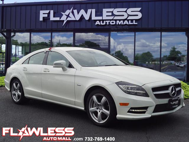 Pre-Owned 2012 Mercedes-Benz CLS CLS 550 4MATIC®