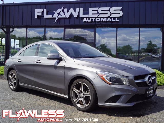 Pre-Owned 2014 Mercedes-Benz CLA CLA 250 4MATIC® AWD