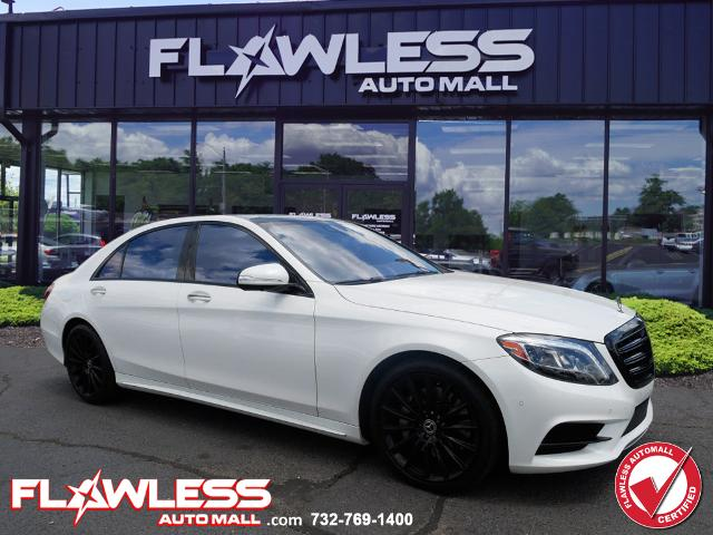 Pre-Owned 2017 Mercedes-Benz S-Class S 550 4MATIC®