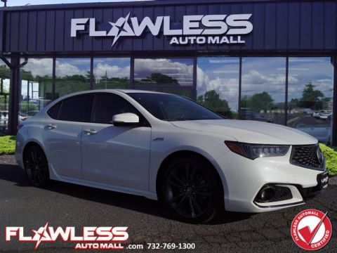 Pre-Owned 2019 Acura TLX V6 w/Tech w/A-SPEC