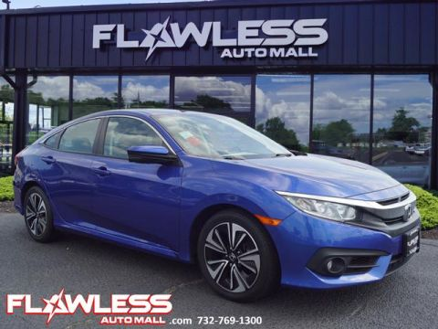Pre-Owned 2016 Honda Civic EXL