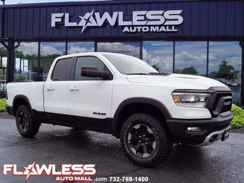 Pre-Owned 2019 RAM 1500 Rebel
