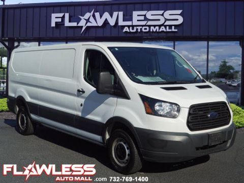 Pre-Owned 2017 Ford Transit Cargo 250