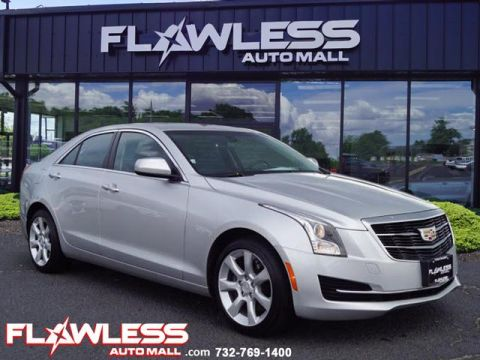 Pre-Owned 2016 Cadillac ATS 2.0T