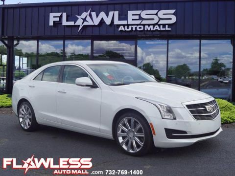 Pre-Owned 2016 Cadillac ATS 2.0T Luxury Collection