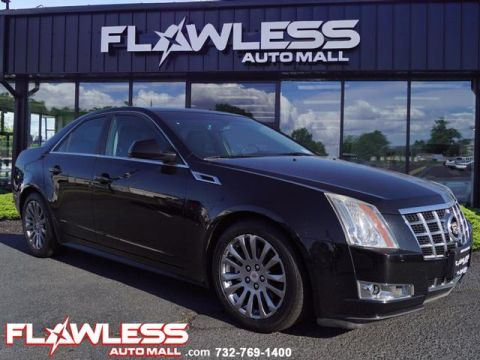 Pre-Owned 2013 Cadillac CTS 3.6L Performance