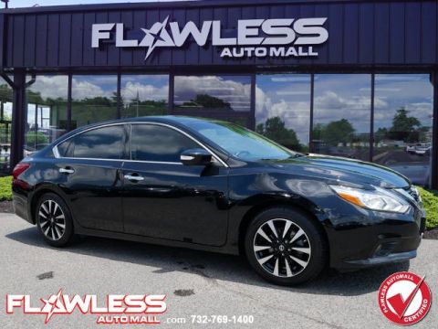 Pre-Owned 2018 Nissan Altima SL