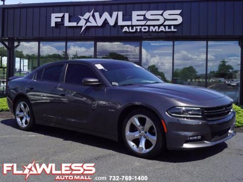 Pre-Owned 2015 Dodge Charger RT ROAD & TRACK