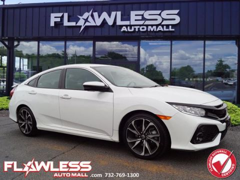 Pre-Owned 2019 Honda Civic Si