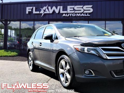 Pre-Owned 2015 Toyota Venza Limited