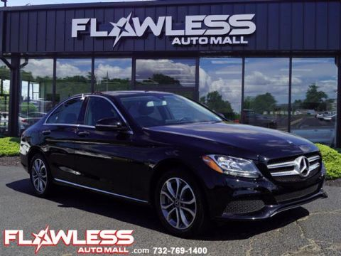 Pre-Owned 2018 Mercedes-Benz C-Class C 300 4MATIC®