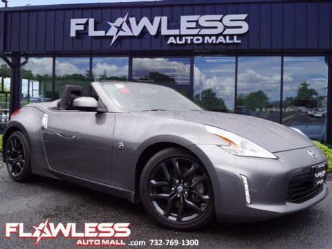 Pre-Owned 2016 Nissan 370Z CONVERTIBLE
