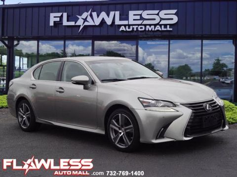Pre-Owned 2017 Lexus GS 350 Base