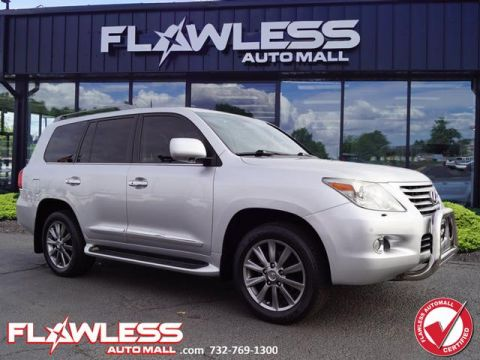 Pre-Owned 2011 Lexus LX 570 Base