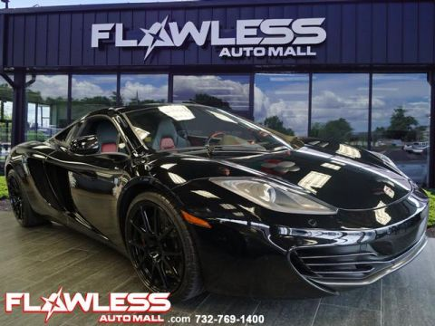Pre-Owned 2012 McLaren MP4-12C Base