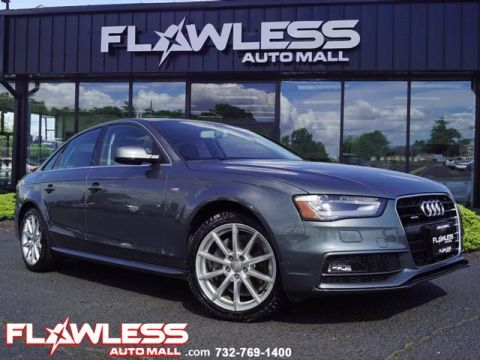 Pre-Owned 2016 Audi A4 PREM PLUS