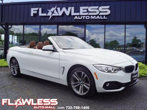 Pre-Owned 2016 BMW 4 Series 428i xDrive CONV
