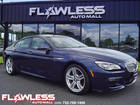 Pre-Owned 2016 BMW 6 Series 650XI GRAN COUPE
