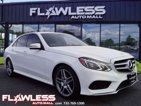 Pre-Owned 2016 Mercedes-Benz E-Class E 400 4MATIC®
