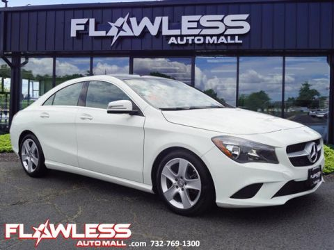 Pre-Owned 2016 Mercedes-Benz CLA CLA 250 4MATIC®