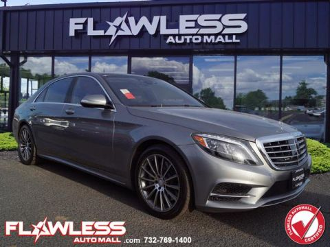 Pre-Owned 2015 Mercedes-Benz S-Class S 550 4MATIC®