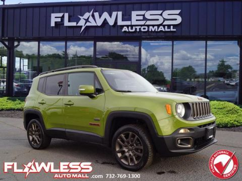 Pre-Owned 2016 Jeep Renegade Latitude 75th Anniversary